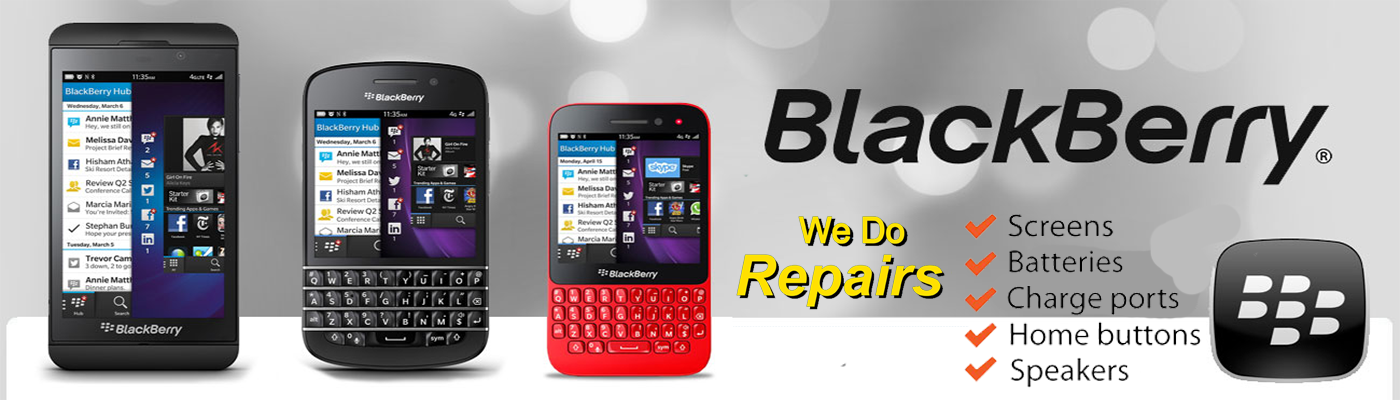 Blackberry mobile repair slide1